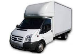 Luton van / Tail lift